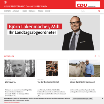 Cdu-lds.de thumbnail