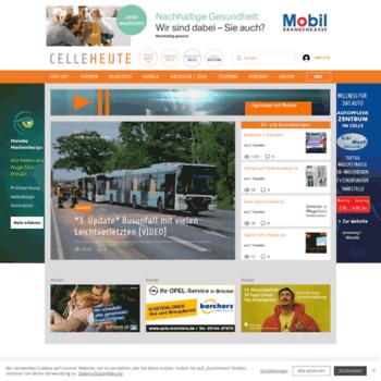 Celle-heute.de thumbnail