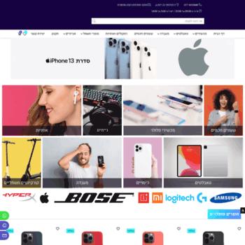Cellfi-shop.co.il thumbnail