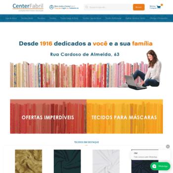 Centerfabril.com.br thumbnail