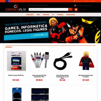 Centralplay.com.br thumbnail