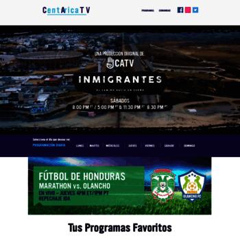 Centroamericatv.tv thumbnail
