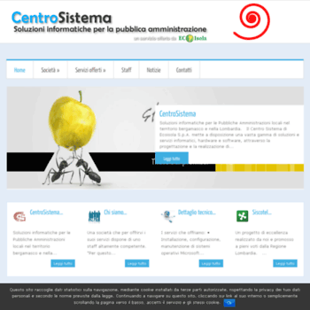 Centrosistema.it thumbnail