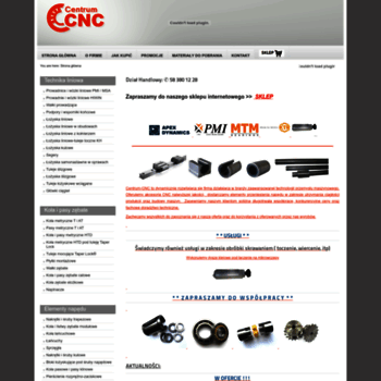 Centrum-cnc.pl thumbnail