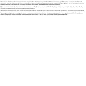 Веб сайт centtermame.tk