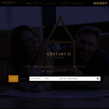 Century21.com.ve thumbnail