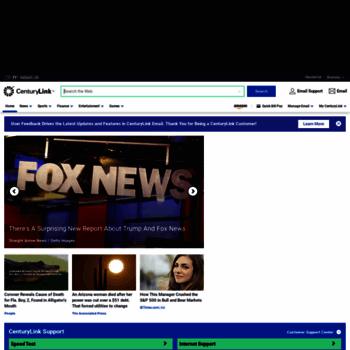 Centurytel.net thumbnail