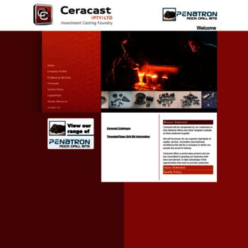 Ceracast.co.za thumbnail