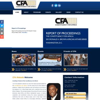 Cfa-network.org thumbnail