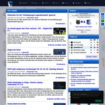 Cfc-fanpage.de thumbnail