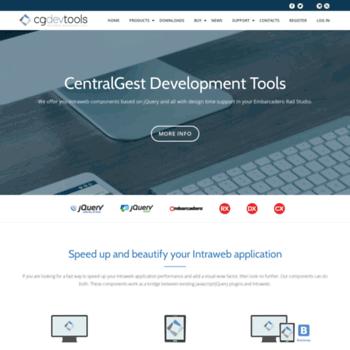 cgdevtools com at WI  CentralGest Development Tools – We offer free