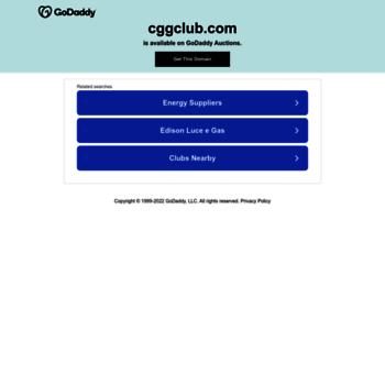 Cggclub.com thumbnail
