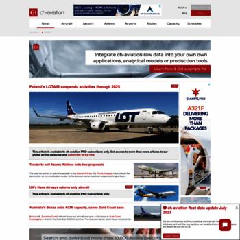 Ch-aviation.ch thumbnail