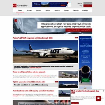 Ch-aviation.com thumbnail