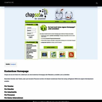 Chapso.de thumbnail