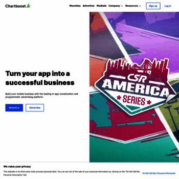 Chartboost.com thumbnail