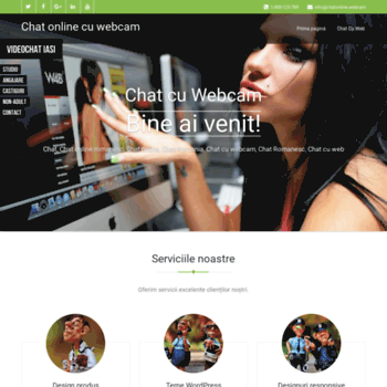chat online webcam