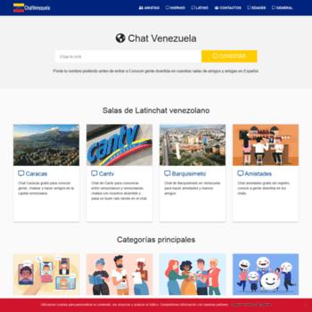 Chatvenezuela.net thumbnail