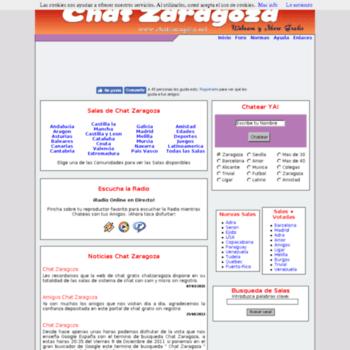 chat de zaragoza gratis