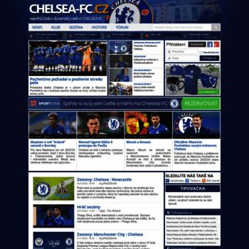 Chelsea-fc.cz thumbnail