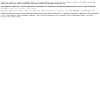Веб сайт chephetire.tk