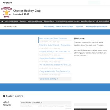 Chesterhc.co.uk thumbnail