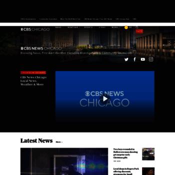 Chicago.cbslocal.com thumbnail
