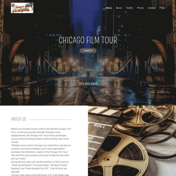 Chicagofilmtour.com thumbnail