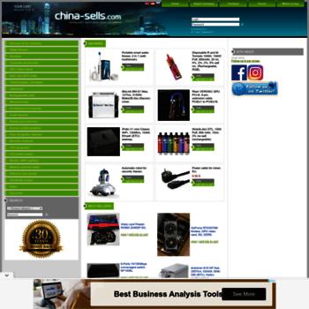China-sells.com thumbnail