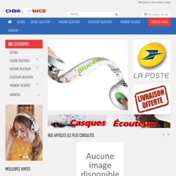 Chinafrance.fr thumbnail