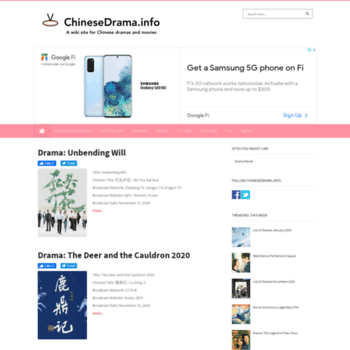 Chinesedrama.info thumbnail