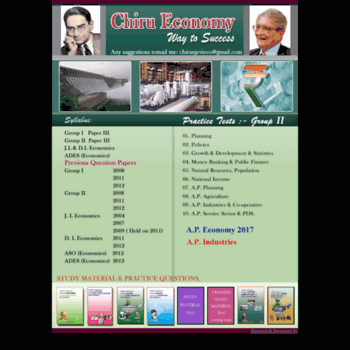 Chirueconomy.net thumbnail