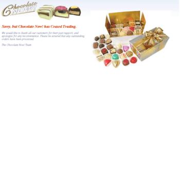 Chocolate-now.co.uk thumbnail