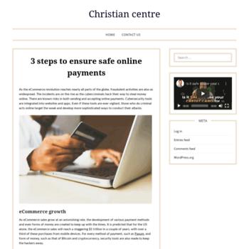 Christiancentre.ca thumbnail