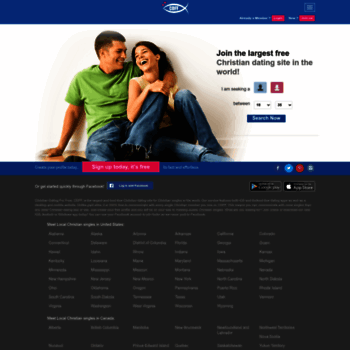what is the largest christian dating site
