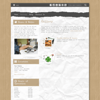 Веб сайт christielewis.doodlekit.com