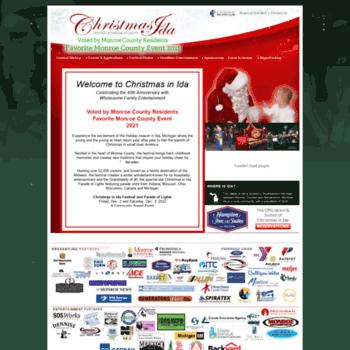 Christmasinida.com thumbnail