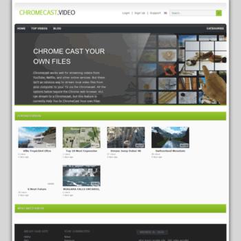 Chromecast.video thumbnail