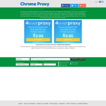 chromeproxy net at WI  Chrome Proxy: Unblock Everything!