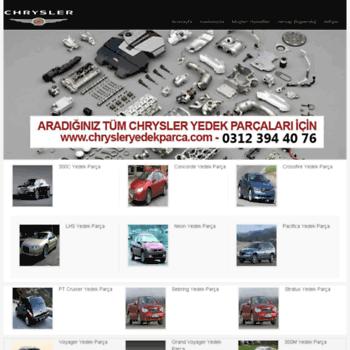 Chrysleryedekparca.net thumbnail
