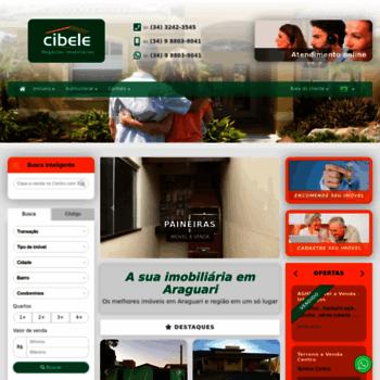 Cibeleimoveis.com.br thumbnail
