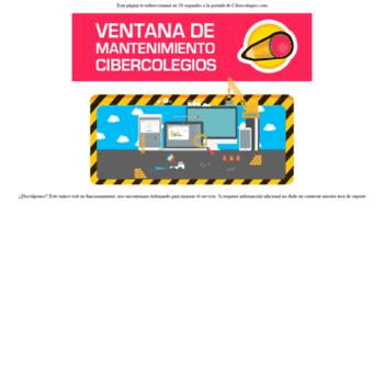 Cibercolegios.co thumbnail