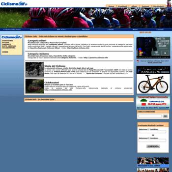 Ciclismo.info thumbnail