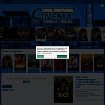 Cinema-ahaus.de thumbnail