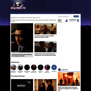 Cinema10.com.br thumbnail