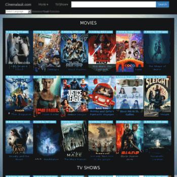 cinemalauk com at WI  cinemalauk com - Registered at