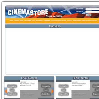 Cinemastore.it thumbnail