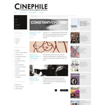 Cinephile.ca thumbnail