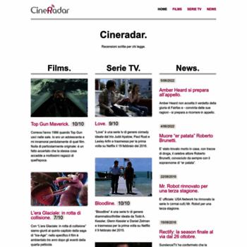 Cineradar.it thumbnail
