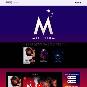 Cinesantarosa.com.ar thumbnail